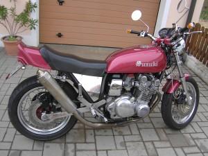 GS 750 D    1977