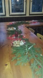 Weihnachtsfeier SA  30.November, 18.30 Uhr in Zettlitz @ Vereinsheim/Schützenheim Zettlitz